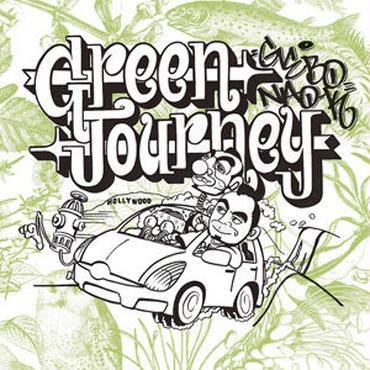 GEBO & DJ NAO-K - GREEN JOURNEY [CD]