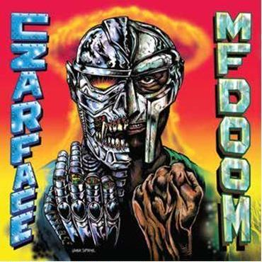 "MF DOOM & CZARFACE MF / CZARFACE MEETS METAL FACE ""帯付国内盤仕様CD"""