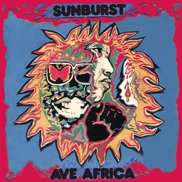 SUNBURST / AVE AFRICA CD(Limited sale)