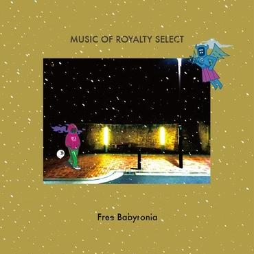 12/24 sale FREE BABYRONIA - MUSIC OF ROYALTY SELECT [MIX CD]