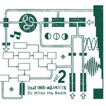 DJ MITSU THE BEATS - BEAT INSTALLMENTS VOL.2 [CD]