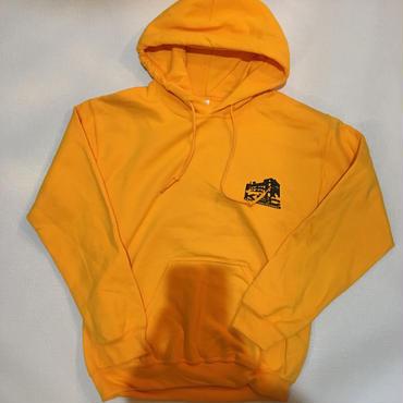 kinokuni hoodie(yellow/ash/royal/red)