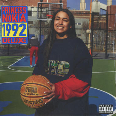 Princess Nokia/1992 Deluxe -LTD STOCK 2LP-