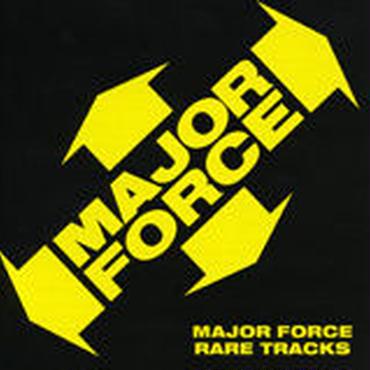 V.A. / MAJOR FORCE RARE TRACKS