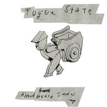 Alfred Beach Sandal/Fugue State (feat. 5lack) 7inch