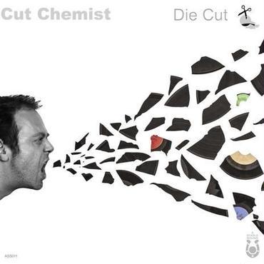 """CUT CHEMIST / DIE CUT """"2LP"""""""