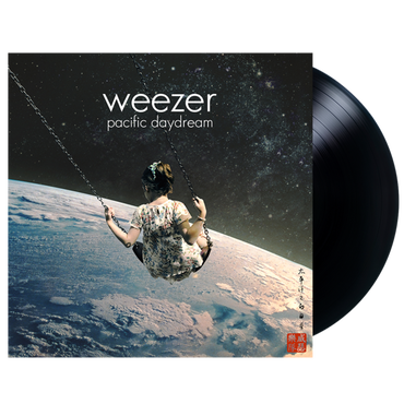WEEZER PACIFIC DAYDREAM (LP)
