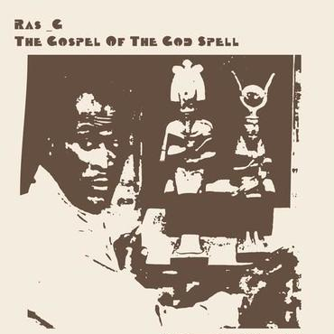 Ras G/The Gospel Of The God Spell-LP-