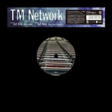 TM NETWORK / GET WILD 2017 TK REMIX / GET WILD (Takkyu Ishino Latino Remix) 12inch