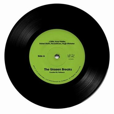 V.A. (THE UNSEEN: A DETROIT BEAT TAPE) THE UNSEEN BREAKS 7""
