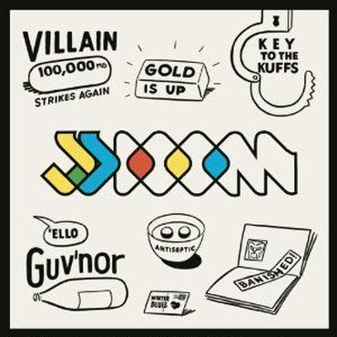 JJ DOOM (MF Doom & Jneiro Jarel) KEYS TO THE KUFFS (CD) .