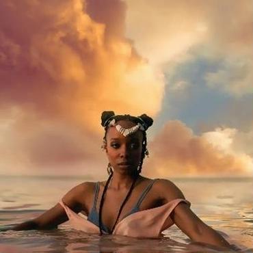 JAMILA WOODS / HEAVN LP