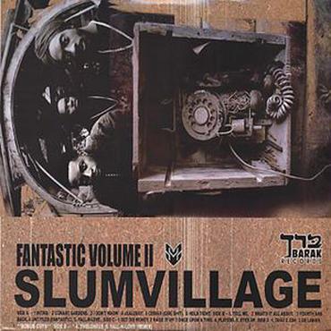 "SLUM VILLAGE  FANTASTIC VOL.2 ""2LP"""