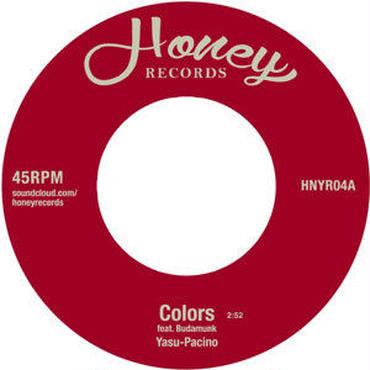 Yasu-Pacino/Colors EP