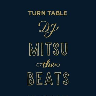 3/1 - Mitsu the Beats/TURN TABLE LP