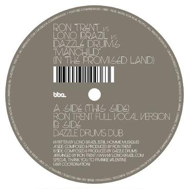 RON TRENT VS. LONO BRAZIL VS. DAZZLE DRUMS MANCHILD (IN THE PROMISED LAND)