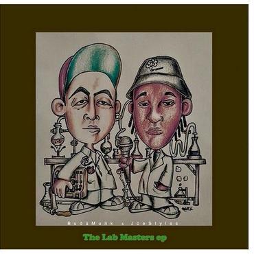BUDAMUNK & JOE STYLES - The Lab Masters EP [CDR]