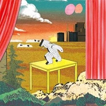 Alfred Beach Sandal / Unknown Moments LP&7