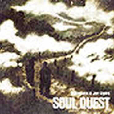 BudaMunk & Joe Styles/Soul Quest-CD Album-