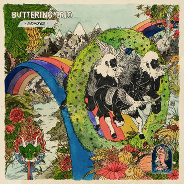 Buttering Trio/Threesome Remix -国内盤CD-