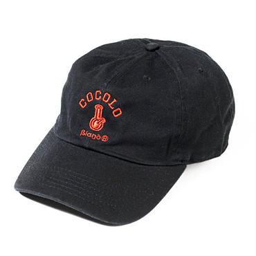 CLASSIC BONG 6PANELS CAP (BLACK)