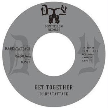 DJ BEATATTACK / GET TOGETHER / NON DARK RAIN (Non-Da-Ku-Re)