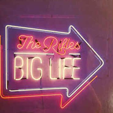 THE RIFLESBIG LIFE(期間限定価格盤)