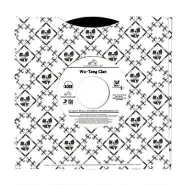 WU-TANG CLAN/Can It All Be Can It All Be So Simple b/w Da Mystery Of Chessboxin 7inch
