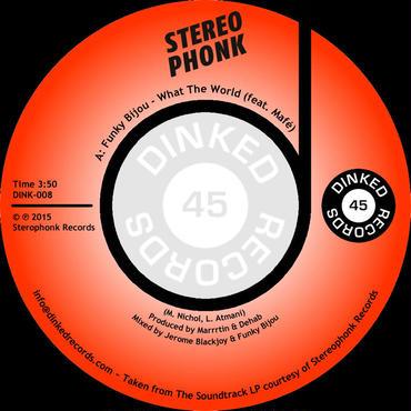Funky Bijou/What The World b/w Por Favor