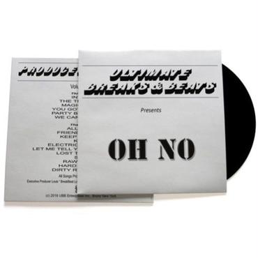 Oh No/Ultimate Breaks & Beats-LP-