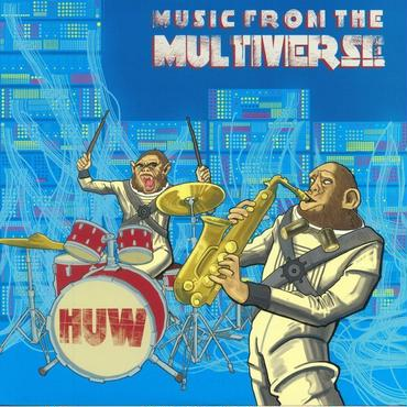 HUW/Music From The Multiverse -LP-