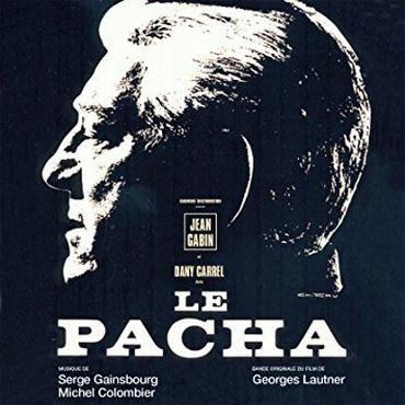 RSD 4/28 - Serge Gainsbourg & Michel Colombier/Pacha (OST) -LP-