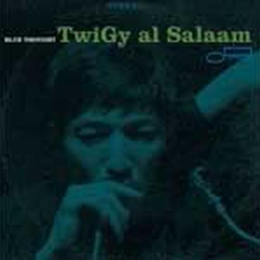 TWIGY AL SALAAM - BLUE THOUGHT [CD]