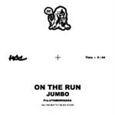 """JUMBO - ON THE RUN [7""""]"""