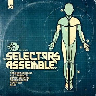 V.A/CoOp Presents: Selectors Assemble -LTD REPRESS!!