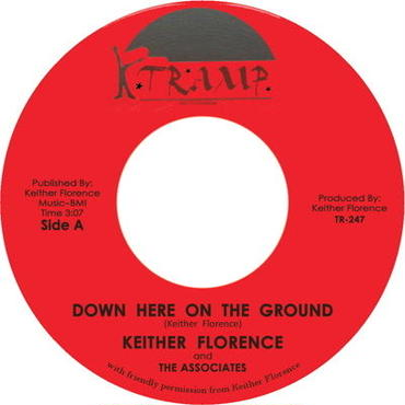 Keither Florence/Down Here On The Ground