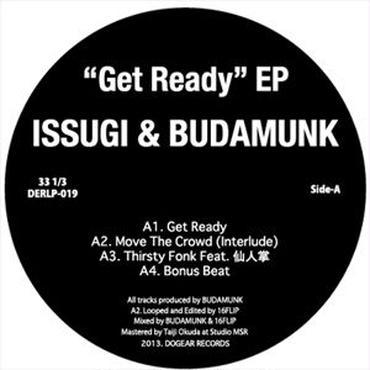 ISSUGI & BUDAMUNK/Get Ready EP