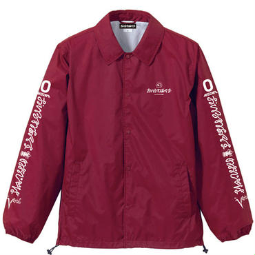[予約受付 10/20〆切]OILWORKS Coach Jacket  2017