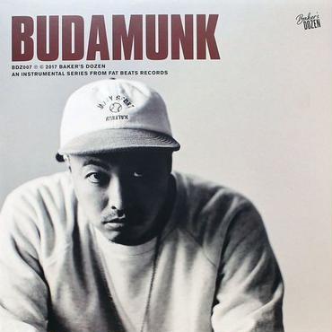 Budamunk/Baker's Dozen: Budamunk-LP-