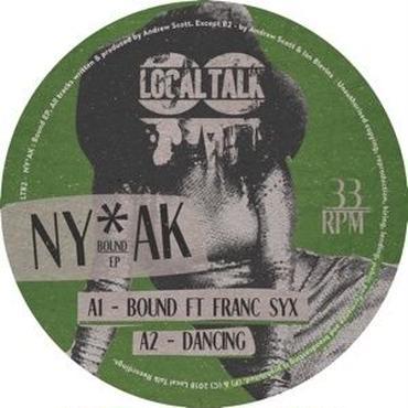 NY*AK/Bound EP