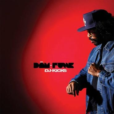 """DAM-FUNK  DJ-KICKS""""2LP+CD"""""""