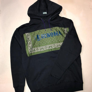 MAD EBOX HOODIE(size XL)