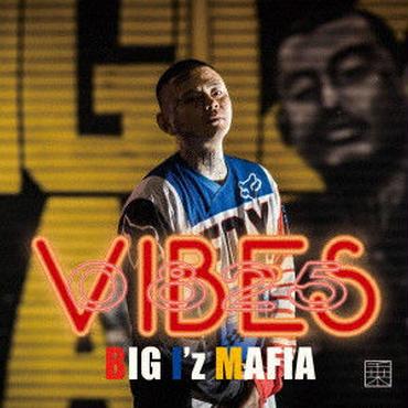BIGIz'MAFIA - 0825VIBES [CD]