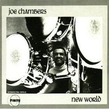 JOE CHAMBERS / New World(限定価格)