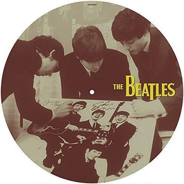 BEATLES  THIRTY WEEKS IN 1963 (PICTURE DISC LP)