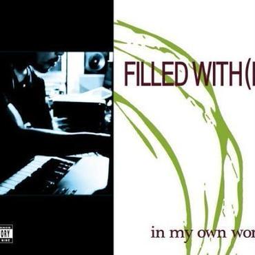 符和 - In My Own World Filled With (B) (MixCD)