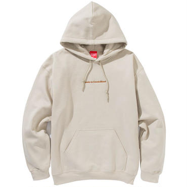 made in Cocolo Bland HOOD (SAND)