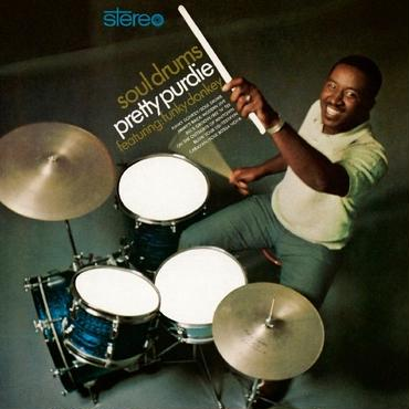 "Bernard ""Pretty"" Purdie Soul Drums (Deluxe Edition) -2LP-"