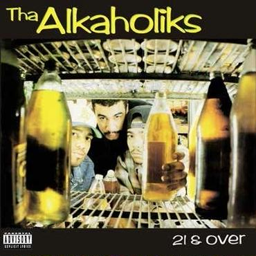 "ALKAHOLIKS / 21 & OVER ""LP"""