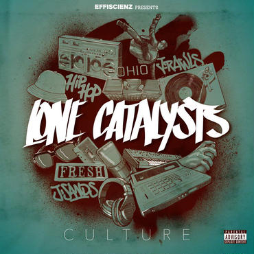 Lone Catalysts (J-Rawls & J-Sands) /Culture -LP-